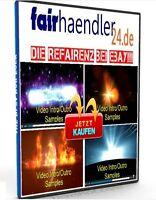 1,92GB VIDEO MOTION MASTERS 120HD WerbeVideos PROFI Samples Clips MARKETING MRR