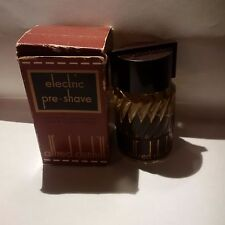 ALFRED DUNHILL ELECTRIC PRE-SHAVE !!!VERY VINTAGE AND RARE 60ML!!!NOT VAPO