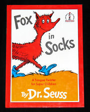 Fox In Socks: A Tongue Twister For Super Children (HB, 1993)