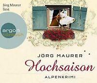 Hochsaison (Hörbestseller) von Maurer, Jörg   Buch   Zustand gut