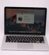 Laptop Apple Anno di rilascio 2015 con hard disk da 256GB RAM 8GB