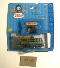 Thomas and Friends Learning Curve Take Along Diesel 10 Die-Cast Toy Train  X1