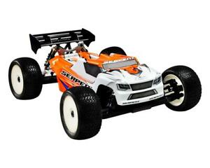 Serpent SRX8T-e 1/8 Scale Electric Competition 4WD Off-Road Truggy Kit