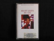 Bright Lights, Big City. Film Soundtrack. Cassette Tape. 1988. Made In U.S.A.