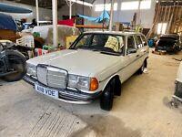 mercedes Benz 230TE
