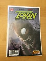 TOXIN 1, NM (9.2 - 9.4) 1ST PRINT, LIMITED SERIES, 2005