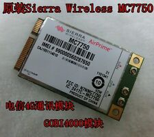 Sierra Wireless MC7750 GOBI4000 Wlan Card LTE and EV-DO 3G