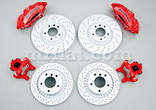 Mercedes G-Wagon Genuine AMG G500 G550 G63 G350 G320 G400 Red Brake System New