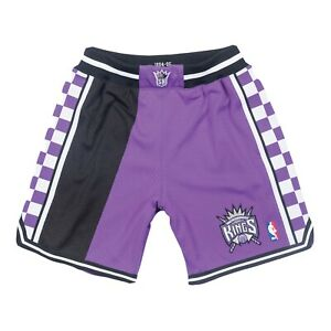 Mitchell Ness Sacramento Kings Authentic Shorts 1994-95 BRAND NEW WITH TAGS