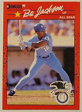 1990 Donruss #650 BO JACKSON All-Star - Kansas City Royals - NM/Mint