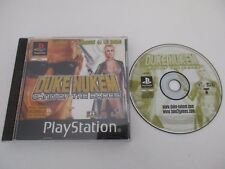 DUKE NUKEM LAND OF THE BABES - SONY PLAYSTATION - Jeu PS1 PAL Fr