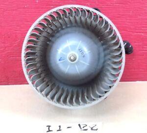 2007-2011 Chevrolet Aveo Suzuki Swift Ac Heater Blower Fan Motor OEM