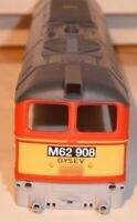 Gützold 50240 Lokgehäuse Diesellok M 62 908 / BR 120 GYSEV Ep.4 Neu,Taigatrommel