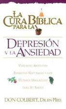 La Cura Biblica - Depression (Spanish Edition)