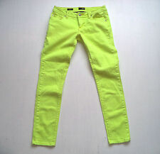 "Womens A.N.A. Jeans Sz 28/6 denim pants skinny stretch sexy ""a new approach"""