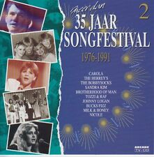 Meer dan 35 jaar Songfestival 1976 - 1991 CD vol. 2 Eurovision Song Contest