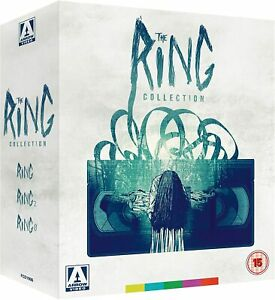 The Ring Collection Blu Ray Region B Inc Tracked Postage