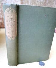 MARK TWAIN'S LIBRARY Of HUMOR; MEN & THINGS,1906,Illust