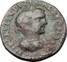 SEVERUS ALEXANDER 222AD Parium Parion Mysia Authentic Ancient Roman Coin i65378