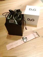 Dolce und Gabbana Damen Uhr Silber