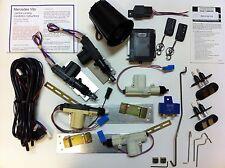 Mercedes Vito Central Locking Kit & Deluxe Alarm Brand New