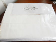 Sferra ANTONIA QUEEN SHEET SET IVORY 100% Egyptian Cotton  300 TC  ITALY - NEW!