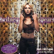 Spears, Britney : Oops I Did It Again CD