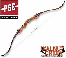 PSE Stalker Right Hand 60 inch 40 lb Recurve Bow 41760R6040