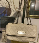 BRIGHTON  My Flat In London LADY BUCKLEY Quilted Organizer Leather shoulder bag