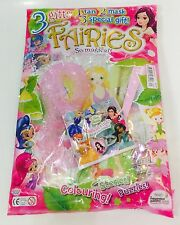 FAIRIES So Magical! Magazine #20 - 3 GIFTS FAN, MASK & Special GifT! (NEW)