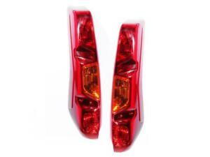 PAIR Tail Lights to suit Nissan X-Trail 07-10 T31 Wagon Red & Amber ADR COMPLIAN