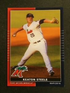 2016 Grandstand, Fort Myers Miracle - KEATON STEELE
