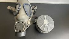 More details for new gas mask finnish m61 with respirator canister - size 2