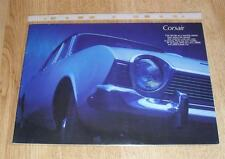Ford Corsair Brochure 1967 V4 De Luxe 2000 Estate 2000E