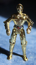 """Gold C-3PO Action Figure 4"""" Dated 1995 Kenner Star Wars"""