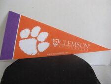 "Team Mini Pennant ""Clemson Tigers"" ~ *Gift Idea"