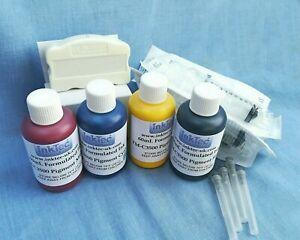 Ink Cartridge Resetter for Epson TM-C3500 - C3510 PLUS Inktec Pigment Inks