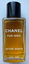 Chanel FOR MEN (POUR MONSIEUR) LOTION AFTER SHAVE 118 ml 4 fl oz VINTAGE