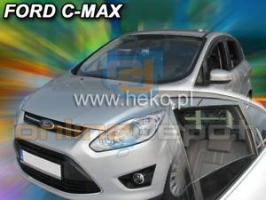 FARAD Windabweiser Regenabweiser f/ür Ford C-Max und Grand c-AMX 2010/