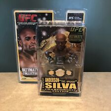 UFC 117 Anderson Silva The Spider Championship Edition Ultimate Collector Figure
