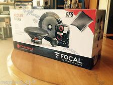 """Focal Access 165As 2-Way Separate Kit Speakers 6.5"""" Tweeter Crossover > New"""