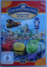 Chuggington DVD - Trainingsstunde mit Super-Lok und andere Geschichten Vol. 2