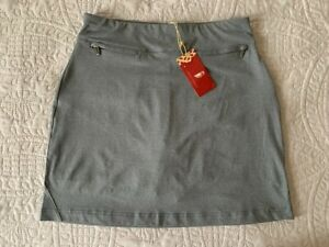 New with tags ~ Sport Haley Gray Golf Skort ~ Size Small