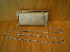 Kurt Geiger Bag Gold Clutch Ladies Small Evening Shoulder Chain Handbag Miss KG