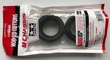 Tamiya 53254 60D Super Grip Radial Tires/Tyres (1 Pair) (M01/M02/M03/M04) NIP