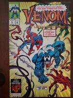 Venom: Lethal Protector #5 1993 Mark Bagley