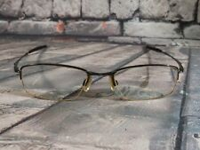 Oakley JACKKNIFE 4.0 Eyeglass Frames 51-19 / 138 Pewter Frames Only