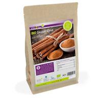 Vita2You Bio Ceylon Zimt 500g - 100% Ökologischer Anbau - Zimt-pulver gemahlen