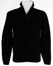 Maglia maglione zip uomo GUESS a.M43R35 T.L col.996 nero black