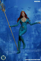 SUPER DUCK 1/6 The Water Princess Head & Clothes SET053 fit 12'' Phicen Figure
